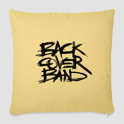 Back Cover Band - Copricuscino per divano, 45 x 45 cm