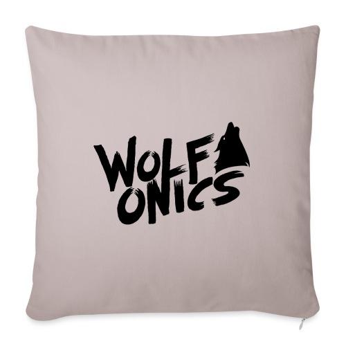 Wolfonics - Sofakissenbezug 44 x 44 cm