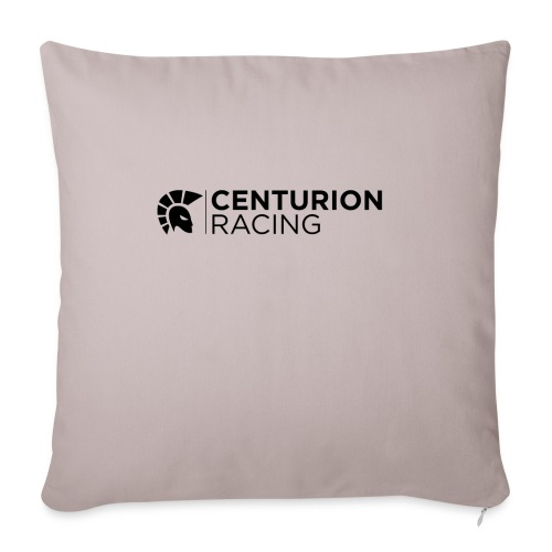 Centurion Racing Logo - Sofa pillowcase 17,3'' x 17,3'' (45 x 45 cm)