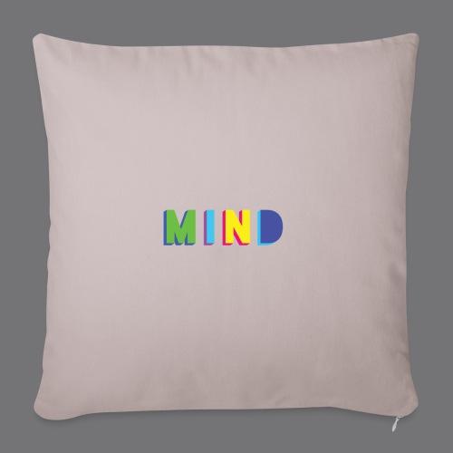 MIND Tee Shirts - Sofa pillowcase 17,3'' x 17,3'' (45 x 45 cm)