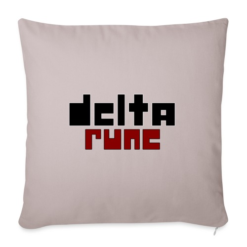 Deltarune - Housse de coussin décorative 45x 45cm