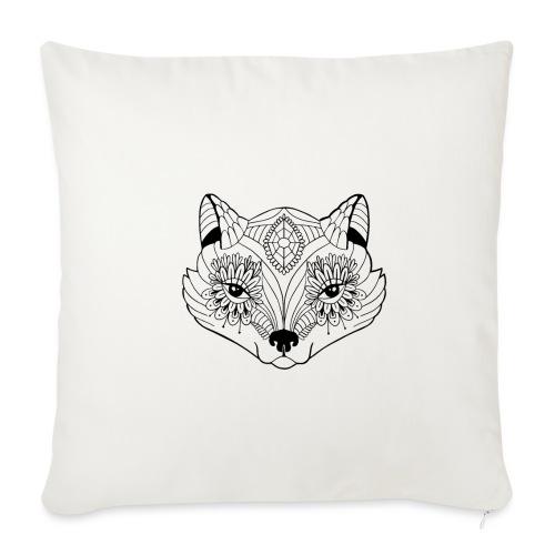 mandalafox - Sohvatyynyn päällinen 45 x 45 cm