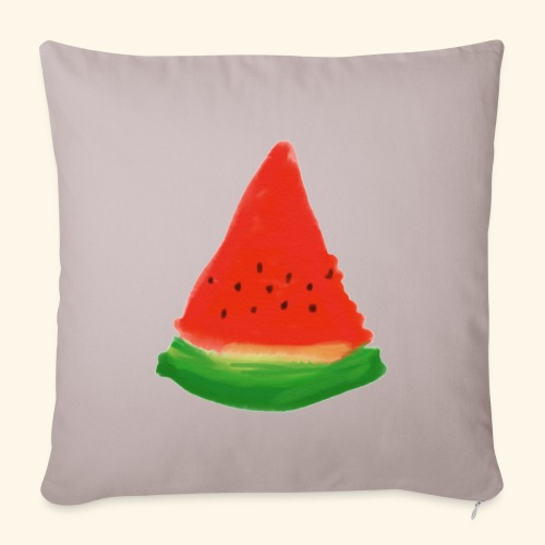 Vattenmelon - Soffkuddsöverdrag, 45 x 45 cm