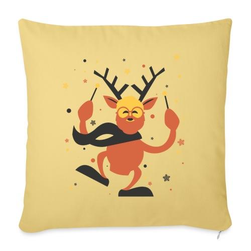 Oh Deer! - Sofa pillowcase 17,3'' x 17,3'' (45 x 45 cm)