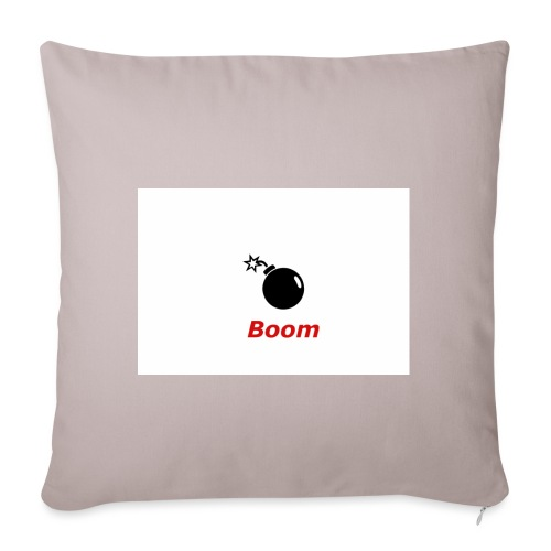 Bomba - Poszewka na poduszkę 45 x 45 cm
