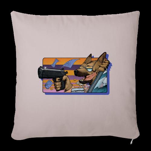 Gun Dog - bez napisu - Poszewka na poduszkę 45 x 45 cm