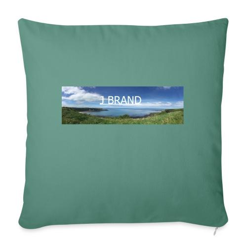 J BRAND Clothing - Sofa pillowcase 17,3'' x 17,3'' (45 x 45 cm)