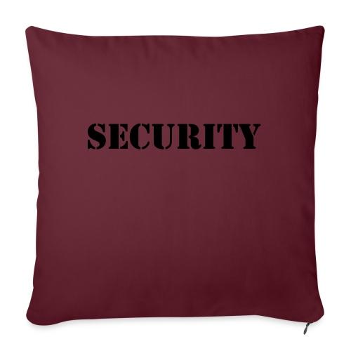 Security - Sofakissenbezug 44 x 44 cm