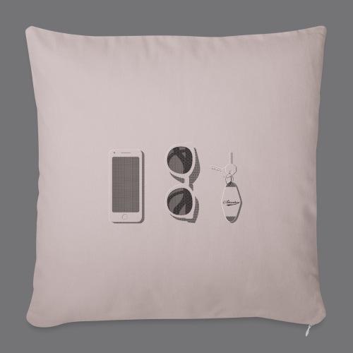 ADVENTURE 2.0 Tee Shirt - Sofa pillowcase 17,3'' x 17,3'' (45 x 45 cm)