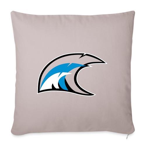 solo logo new - Copricuscino per divano, 45 x 45 cm