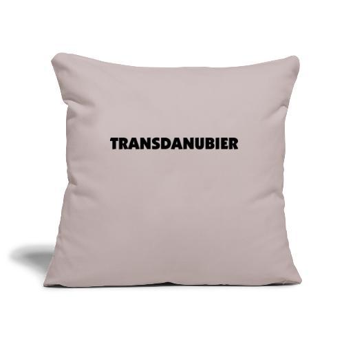 Transdanubier - Sofakissenbezug 44 x 44 cm