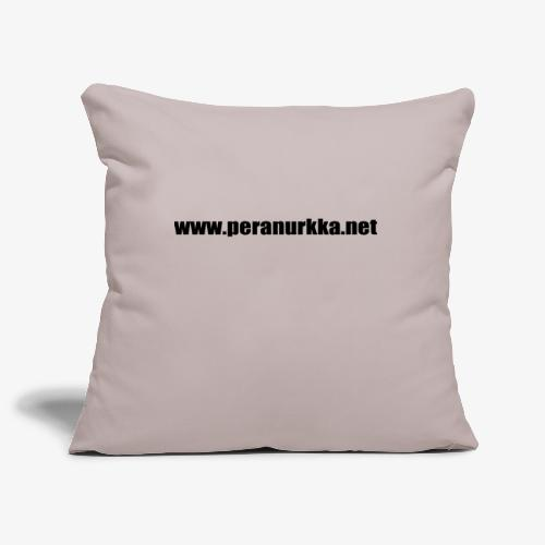 peranurkka - Sofa pillowcase 17,3'' x 17,3'' (45 x 45 cm)