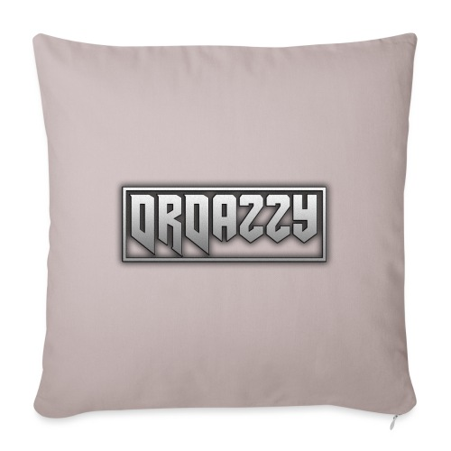 DrDa png - Sofa pillowcase 17,3'' x 17,3'' (45 x 45 cm)