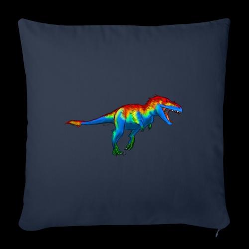 T-Rex - Sofa pillowcase 17,3'' x 17,3'' (45 x 45 cm)