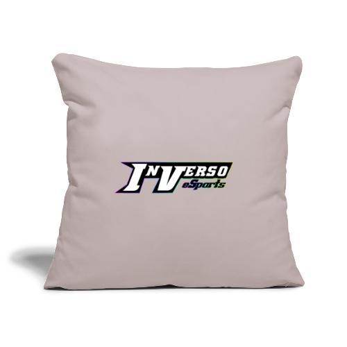 InversoeSpotsOfficial - Copricuscino per divano, 45 x 45 cm