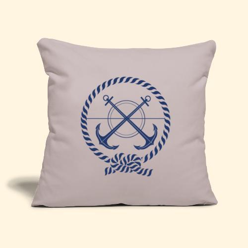 Ancoras - Sofa pillowcase 17,3'' x 17,3'' (45 x 45 cm)