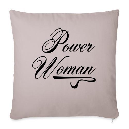 Zensitivity- power woman - Sierkussenhoes, 45 x 45 cm