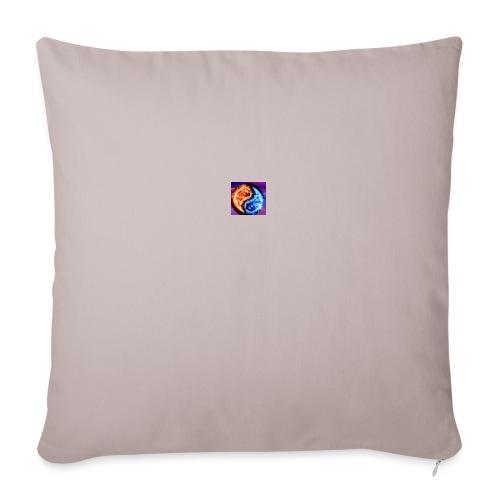 The flame - Sofa pillowcase 17,3'' x 17,3'' (45 x 45 cm)