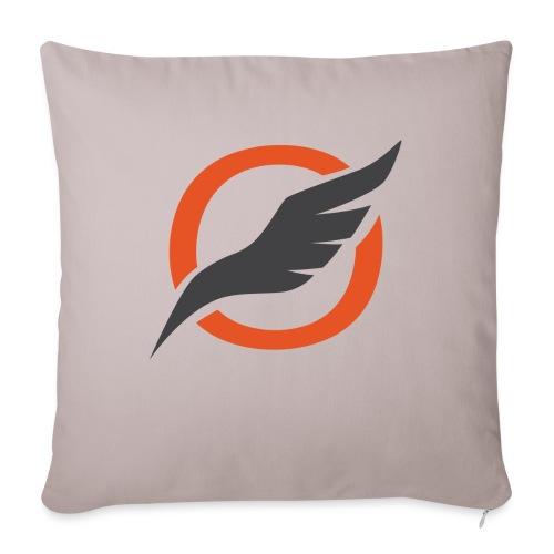 O Sign png - Sofa pillowcase 17,3'' x 17,3'' (45 x 45 cm)