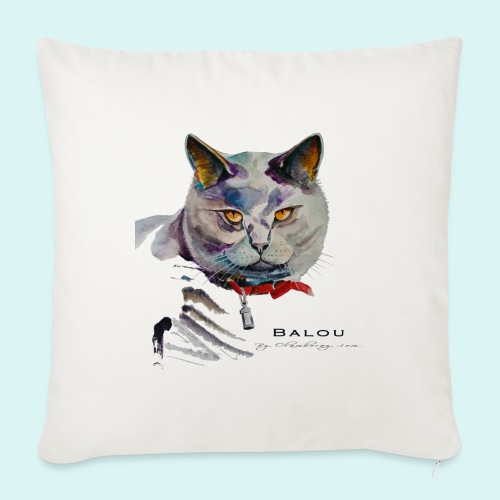 Balou - Sofa pillowcase 17,3'' x 17,3'' (45 x 45 cm)