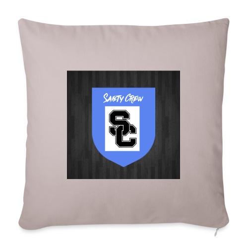 Safety Crew Merch - Sofa pillowcase 17,3'' x 17,3'' (45 x 45 cm)