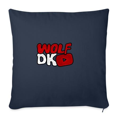 Wolf Dk - Pudebetræk 45 x 45 cm