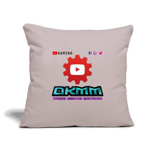 Dkmm Gaming Pillow - Sofa pillowcase 17,3'' x 17,3'' (45 x 45 cm)
