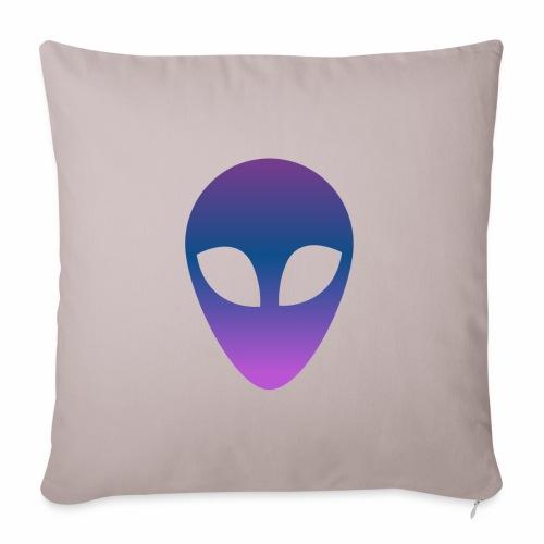 Aliens - Funda de cojín, 45 x 45 cm