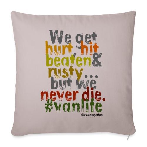 hurt png - Sofa pillowcase 17,3'' x 17,3'' (45 x 45 cm)