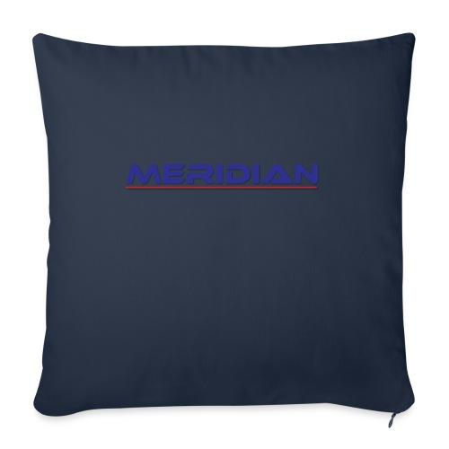 Meridian - Copricuscino per divano, 45 x 45 cm