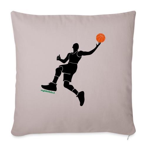 slamdunk_ball - Copricuscino per divano, 45 x 45 cm