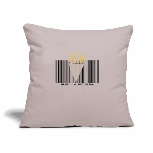 Made In Belgium - Sofa pillowcase 17,3'' x 17,3'' (45 x 45 cm)
