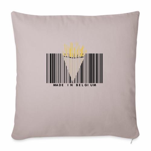 Made In Belgium - Sofa pillowcase 17,3'' x 17,3'' (45 x 45 cm)