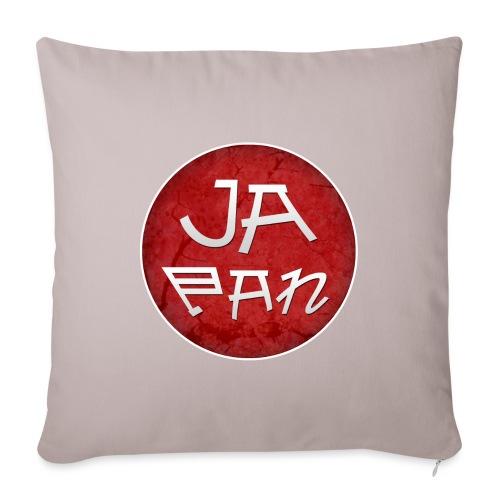 Japan - Housse de coussin décorative 45x 45cm