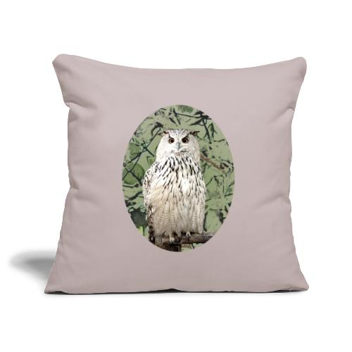 Snowy Owl Magical Hedwig Gift - Sofa pillowcase 17,3'' x 17,3'' (45 x 45 cm)