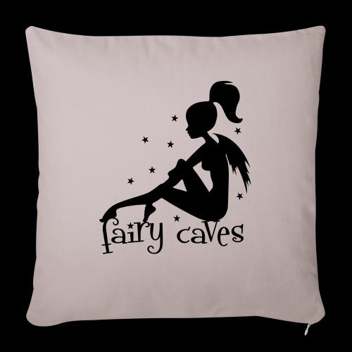 fairy caves 2 - Copricuscino per divano, 45 x 45 cm