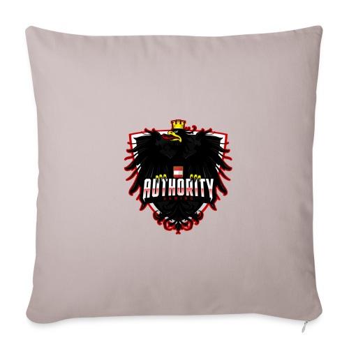 AUThority Gaming red - Sofakissenbezug 44 x 44 cm