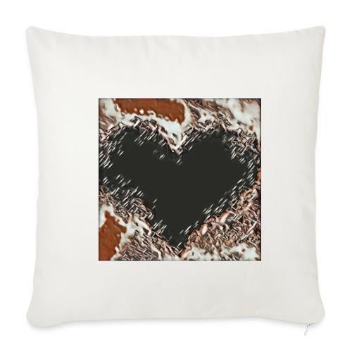 Hart 2 - Copricuscino per divano, 45 x 45 cm