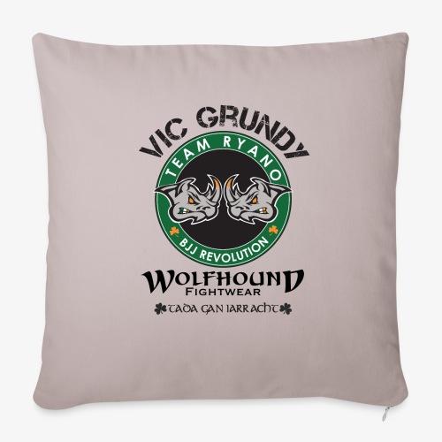 vic grundy back png - Sofa pillowcase 17,3'' x 17,3'' (45 x 45 cm)