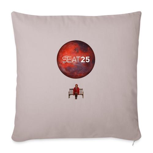 Faye and Mars - Sofa pillowcase 17,3'' x 17,3'' (45 x 45 cm)