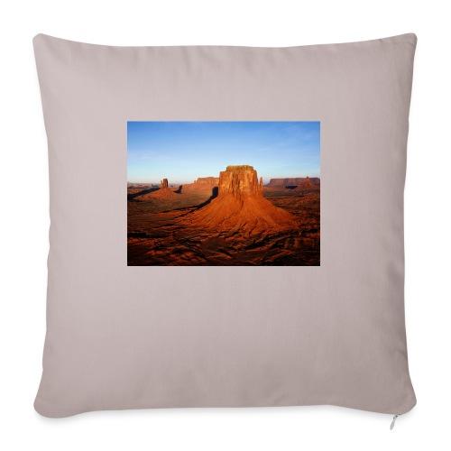 Desert - Housse de coussin décorative 45x 45cm