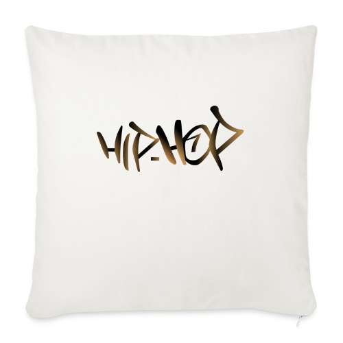HIP HOP - Sofa pillowcase 17,3'' x 17,3'' (45 x 45 cm)