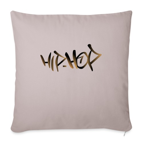 HIP HOP - Sofa pillowcase 17,3'' x 17,3'' (45 x 45 cm)