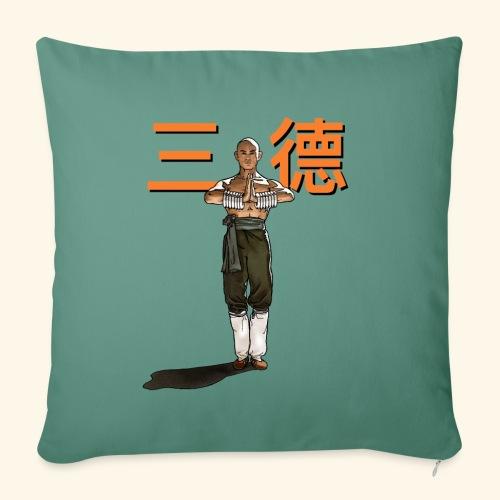 Gordon Liu - San Te - Monk ( Official) 9 dots - Sierkussenhoes, 45 x 45 cm
