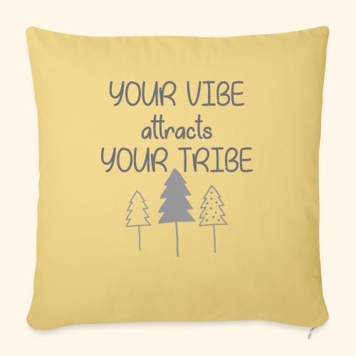 VIBE attraction - Sofa pillowcase 17,3'' x 17,3'' (45 x 45 cm)