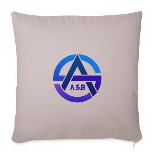A.S.B - Copricuscino per divano, 45 x 45 cm