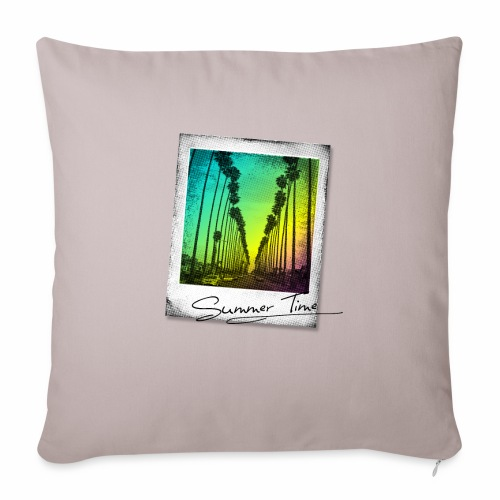 Summer Time - Sofa pillowcase 17,3'' x 17,3'' (45 x 45 cm)