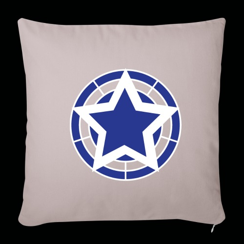 Stern Logo - Sofakissenbezug 44 x 44 cm