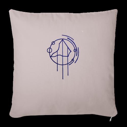 logo Exclusive Créations - Housse de coussin décorative 44x 44cm