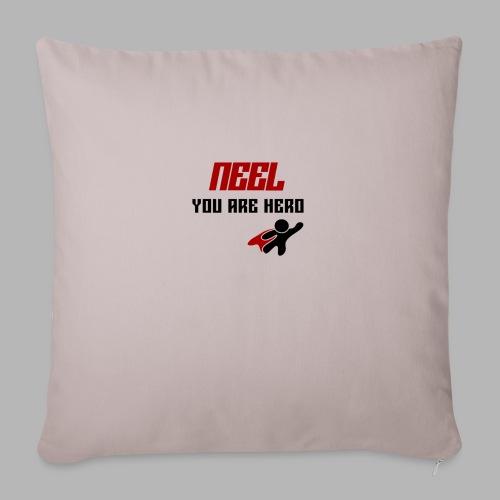 NEEL You Are Hero - Poszewka na poduszkę 45 x 45 cm